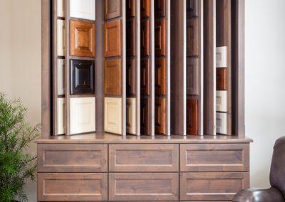 Petrucci Studio custom cabinetry